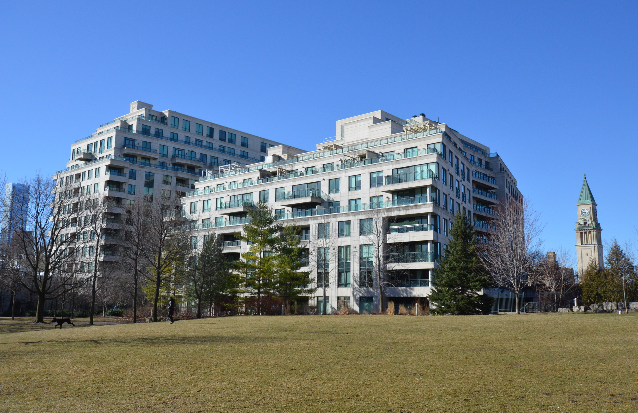 The Thornwood Residences in Rosedale